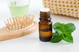 Peppermint oil in the rainbow recovery package at Hawaii Natural Therapy